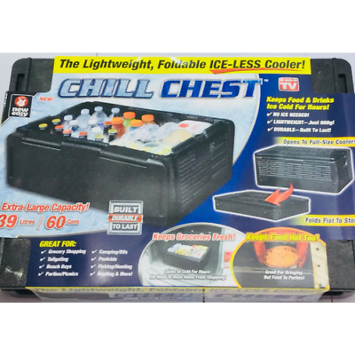Chill Chest - AS SEEN ON TV - FREE DELIVERY- ORIGINAL TV PRODUCT - AUSTRALIA