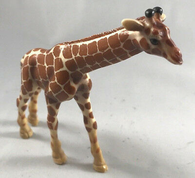 Schleich  Giraffe  Toy Figure - Suitable For All Ages Who Love Animals