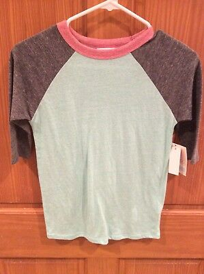 LuLaRoe Kids Sloan T Size 8- new with tags