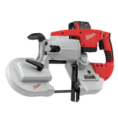 Milwaukee 28V M28 Li-Ion Portable Band Saw with Case 0729-21 New