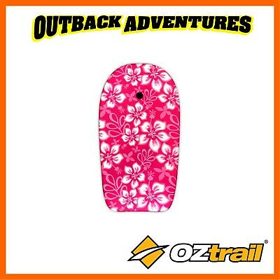 "Oztrail Eps Kids Body Board - 33"" Pink"