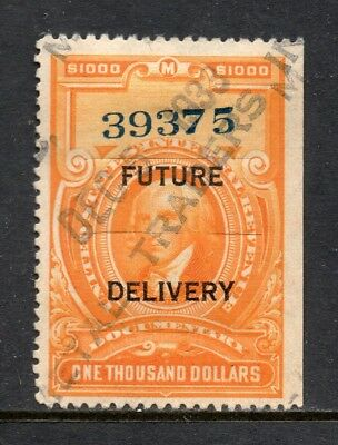 Scott # RC21, used, F-VF, $1000 Future Delivery, 1918, Metal Traders, Inc.