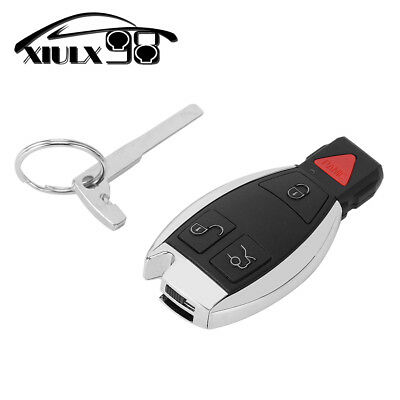New Keyless Entry Remote Car Key Fob Replacement for IYZ3317 4BTN