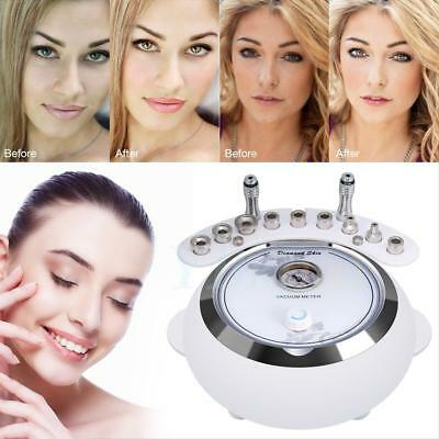 110-240V Diamond Microdermabrasion Dermabrasion Facial Vacuum Spray Peel Machine