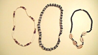 Kids Sized Necklaces (Lot of 2)