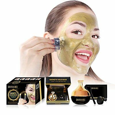 Dr. Rashel Magnetic Gold Mask Facial Mask Remove Dead Skin Cells Pore Cleansing