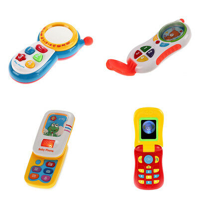 Electronic Kids Baby Mobile phone Educational Learning Musical Educational toy
