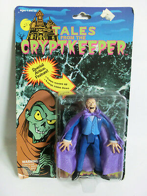 Tales From The Cryptkeeper The Vampire Action Figur Neu Mosc Vintage Horror