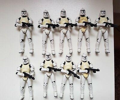 Star Wars Hasbro Clone Trooper Phase 1 Episode 2