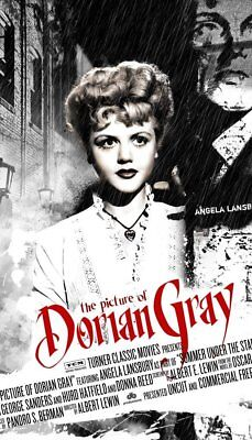 The Picture of Dorian Gray (1945) George Sanders, Hurd Hatfield, Donna Reed