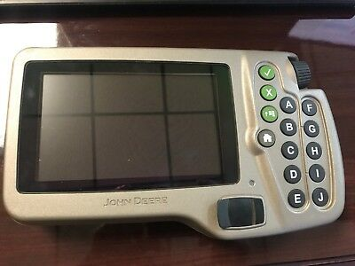 John Deere GS2 1800 GreenStar Display AMS 486 hours
