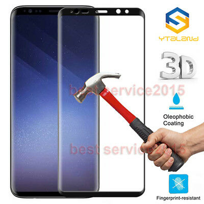 3D TEMPERED GLASS Film Full Cover Screen Protector for
