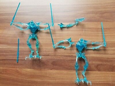 Hasbro Star Wars Clone Wars General Grievous Hologramm //