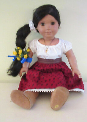 Pleasant Company American Girl JOSEFINA Doll in Meet Outfit