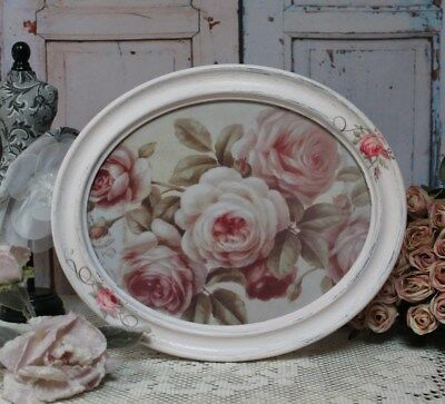 "~ ""Country Roses"" ~ Vintage~Shabby Chic~Country Cottage style~Wall Decor Sign ~"