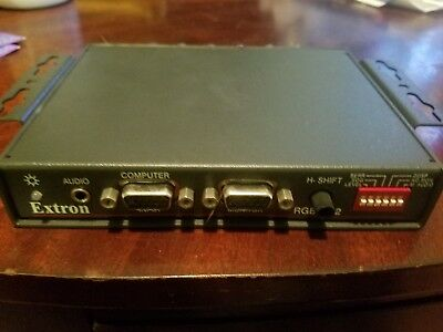 Extron RGB 192 Interface with Audio      No Power Supply