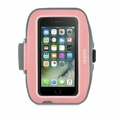 Belkin Sport-Fit Plus Armband for iPhone 7/8 - Carnation