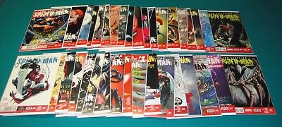 The Superior Spider-Man (2013-14) Full Run 1-33, 6AU & Annuals 1-2