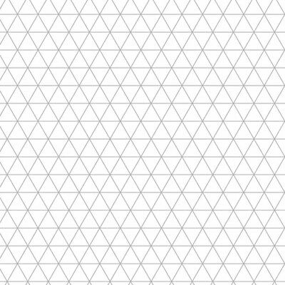 3 x ISOMETRIC paper A0 size 140gsm Metric 5mm triangles on premium paper