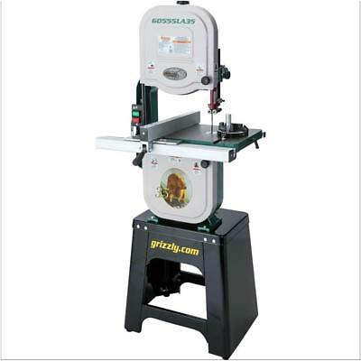 "G0555LA35 Grizzly 14"" Deluxe Bandsaw - 35th Anniversary Edition"