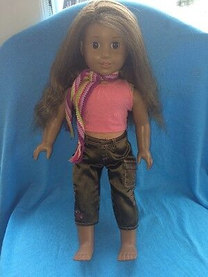 American Girl of The Year---Marisol Luna Doll---Original Outfit---*Retired*