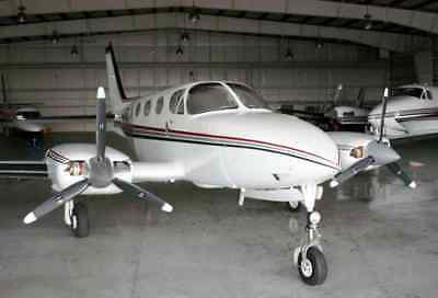 1976 Cessna 340A Pressurized Twin Cessna - Low time