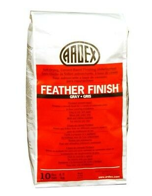 Ardex Self-Drying, Cement-Based Finish Underlayment Feather Finish - 10 lbs Bag