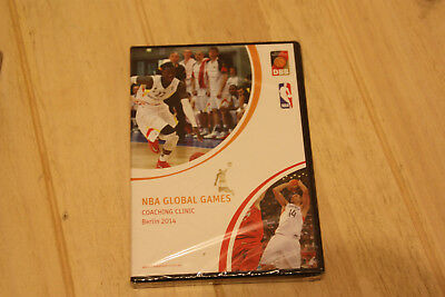 NBA Global Games - DBB Coaching Clinic Berlin 2014 - OVP