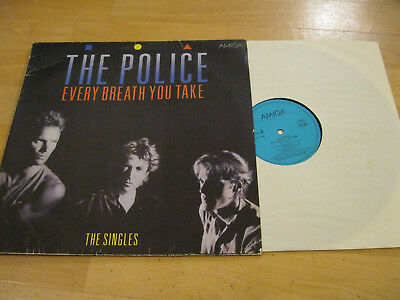 LP The Police Every Breath you Take The Singles Vinyl AMIGA DDR 8 56 318