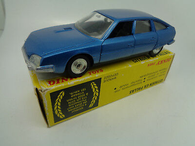 French Dinky 1455 Citroen CX Pallas mint original vintage diecast made in spain