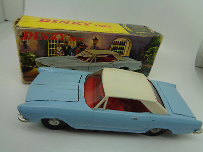 Hong Kong Dinky 57/001 Buick Riviera excellent original vintage diecast boxed