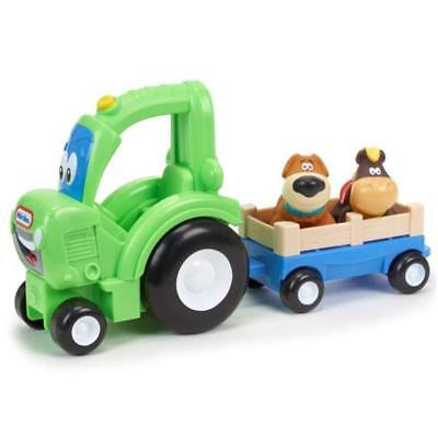 Little Tikes Deluxe Handle Haulers Frankly Farmer Tractor