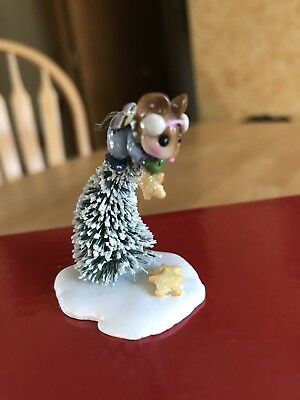 Wee Forest Folk REACH FOR THE STARS Mouse