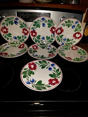 Adams Rose Plates, England