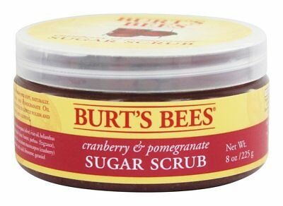 Burt's Bees - Sugar Scrub Cranberry & Pomegranate - 8 oz.