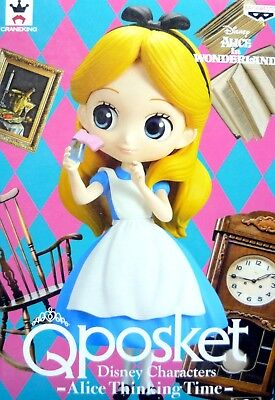 Q posket Disney Characters Normal Color Alice / Alice in Wonderland / Authentic