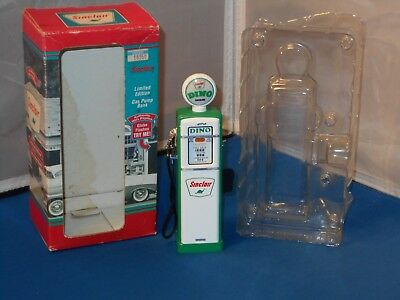 Crown Premiums Limited Edition Sinclair Gas Pump Bank With Box!