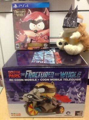 South Park The Fractured But Whole Collectors Rc Coon Mobile Gold Edition Ps4