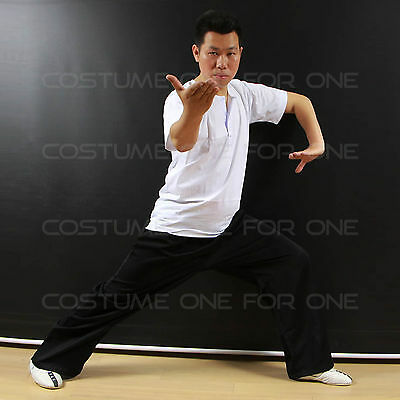 chinesisch Wing Chun Tai Chi Ip Man Kung Fu T-Shirt Original Version Kostüm