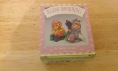 Hallmark Merry Miniature 1997 EASTER PARADE