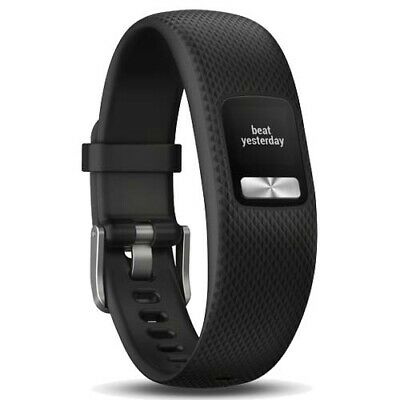 Garmin Vivofit 4 - Black (Large) with AUST GARMIN WARRANTY