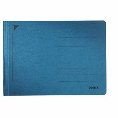 esselte-leitz Rapid loose-leaf folder-a5 – Manila cardboard-blue (a3o)