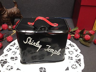 🌷 SALE  Original Ideal Shirley Temple Doll Vintage Curler Box / Case / Trunk🌷
