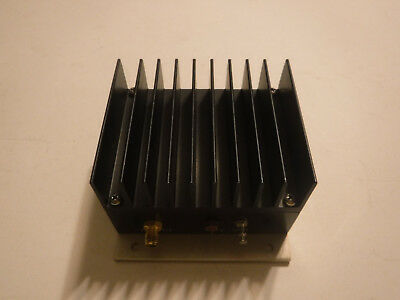Mini-Circuits ZHL-0812, 800 to 1200 MHz 38 dB Gain Coaxial Amplifier TESTED!