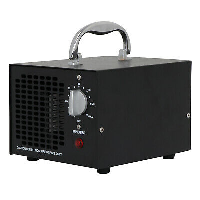O3 Industrial Air Purifier 5000mg Commercial Ozone Generator Machine