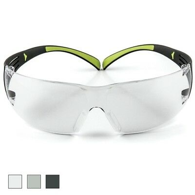 NEW 3M SecureFit 400 Series Safety Glasses SF4