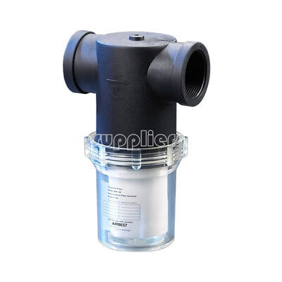 ABF-25 Plastic Vacuum Filter For 10μm Dust & Particle From Vacuum Flow G1''