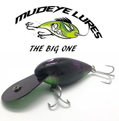 MUDEYE The Big One Timber Lures Brand New