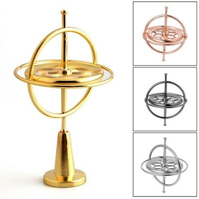 gyroscope gyro classic traditional educational toy Metal for kids Spinning top