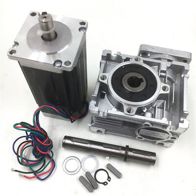 Reduction Stepper Motor Nema23 30:1 L112mm 4.2A Motor Gearbox CNC Speed Reducer